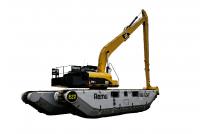 REMU a lansat noul tren de rulare ponton Big Float E35, cel mai mare model fabricat vreodată de companie