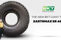 """Noua anvelopă giant de 57"""" de la BKT: Earthmax SR 468"""