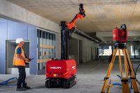 Hilti lansează un robot semiautonom pentru șantierele de construcții