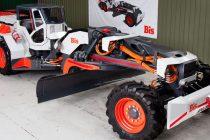 Razor, un autogreder special dezvoltat de Bis pentru aplicații miniere subterane