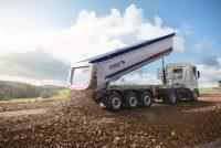 Noi șasiuri pentru semiremorcile basculabile Schmitz Cargobull