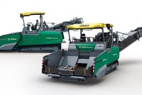 The new generation of material feeders from Vögele