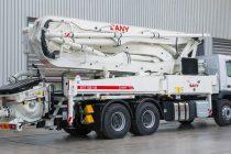 Sany va fi folosită ca marcă secundară a Putzmeister în Europa pentru pompele mobile de beton