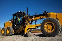 Autogrederele Cat 140, 150 și 160 sunt primele modele echipate cu tehnologia Cat Grade cu 3D fără piloni