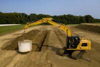 Noile excavatoare Cat 317 și 317 GC Next Gen – performanțe îmbunătățite, putere mai mare și costuri de operare mai mici