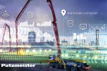 Informațiile Putzmeister, disponibile în sistemele t-matix prin intermediul API (Application Programming Interface)