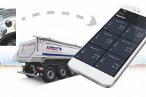 Schmitz Cargobull oferă propriul sistem de monitorizare a presiunii în anvelope (TPMS)