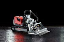 Robotul de hidrodemolare 410V de la Aquajet crește eficiența în aplicațiile de curățare industriale