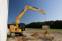 Consum și costuri de întreținere mai mici pentru noul excavator Cat 315 GC
