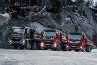MAN Trucks oferă soluții tehnologice de ultimă oră adaptate nevoilor din construcții
