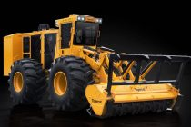 Tigercat își completează oferta de tractoare forestiere cu un nou mulcher de mare putere