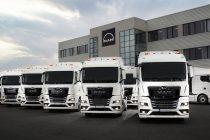 MHS Truck & Bus Group livrează 20 de camioane de generație nouă MAN TGX către Int. Transporte Popovici