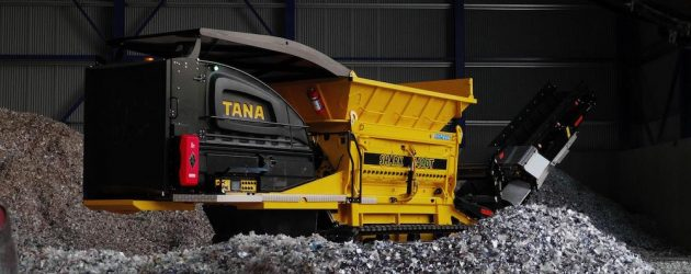 Versatilitate unică și productivitate cu noul tocător TANA 440DTeco
