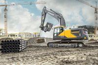 Volvo CE testează o soluție electro-hidraulică ce îmbunătățește semnificativ consumul de combustibil al utilajelor de construcții