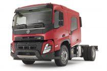 Volvo lansează noile modele FM și FMX cu cabină de echipaj pentru autospeciale de intervenții