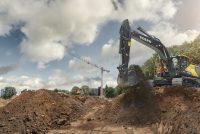 Volvo CE upgradează excavatoarele EC250E și EC300E