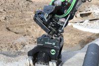 Steelwrist și Volvo CE își extind colaborarea și lansează cuplele rapide SQ Auto Connect montate din fabrică pe excavatoare