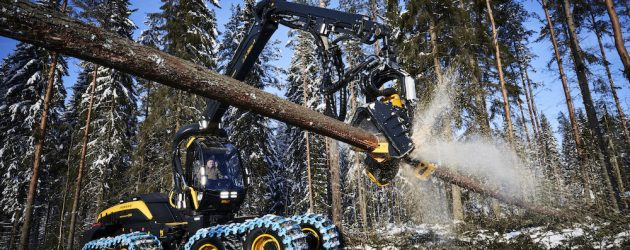 Ponsse launches a new generation Scorpion harvester range