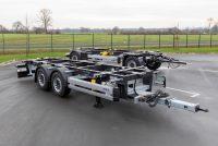 Schmitz Cargobull își extinde portofoliul cu noi remorci pentru containere interschimbabile