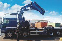 Amco Veba introduce clasa de 60 tm în gama sa de macaralele de generație nouă