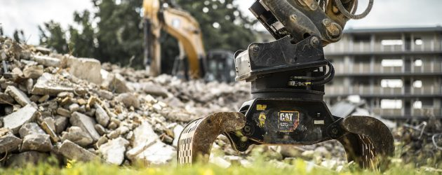 Cuplele rapide Cat HCS cresc productivitatea excavatoarelor
