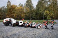 Bobcat lansează o nouă gamă de utilaje ușoare de compactare