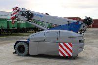 Manitex Valla lansează noua macara electrică pick & carry de 11 tone V 110 R