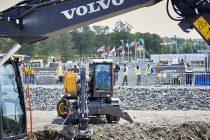 Volvo CE propune o nouă abordare de marketing și își anunță decizia neparticipării la Bauma 2022
