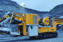 ROCO a lansat concasorul cu fălci diesel-electric Ryder 1000
