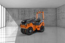 Hamm introduce noul compactor pe pneuri HD 14i TT pentru lucrări rutiere și de amenajarea teritoriului