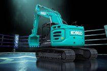 Kobelco lansează cel mai mare excavator al său cu rază scurtă din segmentul de 38 t
