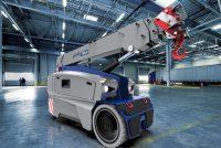 Manitex Valla lansează noua macara electrică pick & carry ultra-compactă de 3,6 tone, V 36 R