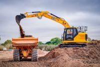 JCB introduce motoare Stage V pe excavatoarele 140X, 150X și 220X