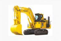Komatsu introduce excavatorul hidraulic PC2000-11