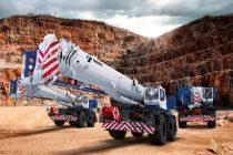 Tadano lansează o nouă linie de macarale pentru teren accidentat, destinată pieței europene
