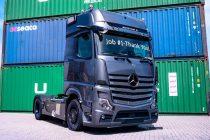 Mercedes-Benz Actros Edition 2 adaugă o nouă dimensiune de confort, siguranță și design