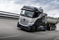 Daimler Trucks începe testarea camioanelor cu pile de combustie pe bază de hidrogen