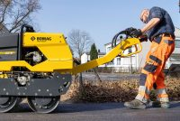 BOMAG expands light equipment
