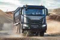 T-WAY – cel mai dur camion Iveco pentru aplicatii off-road