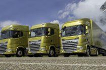DAF dă start viitorului cu noile generaţii de camioane XF, XG şi XG+