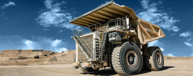 Liebherr T 274 – noul camion minier de 305 t