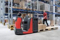 O nouă opțiune de echipamente semiautomate pentru selectoarele de comenzi Linde N20 SA și N20 C SA