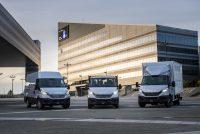 Gama de vehicule comerciale usoare Iveco trece la nivelul următor odată cu Noul Daily