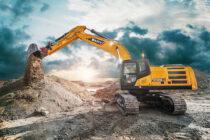 SANY intră în clasa de 30 t odată cu lansarea excavatorului pe șenile SY305C