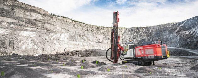 Sandvik introduce Top Hammer XL, un sistem de ciocan de suprafață complet optimizat