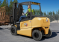 Cat 4.0 to 5.5-tonne electrics challenge IC engine forklifts