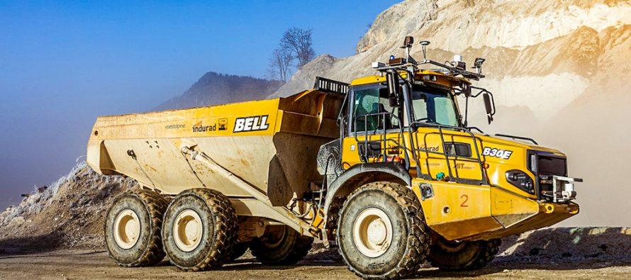 Bell își extinde colaborarea în proiectul de control autonom al camioanelor articulate