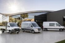 Upgrade pentru van-ul Mercedes-Benz Sprinter