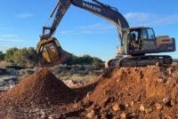 Soluri, roci excavate și nisip – cum pot fi gestionate pe șantier?