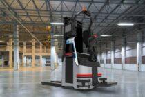 Effidence și Manitou au dezvoltat o gamă de echipamente robotizate pentru logisticică